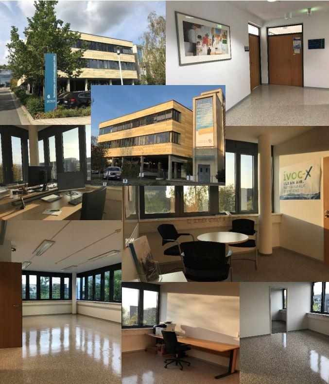 Die neuen Betriebsräume der IVOC-X GmbH. Foto: IVOC-X GmbH Jena.